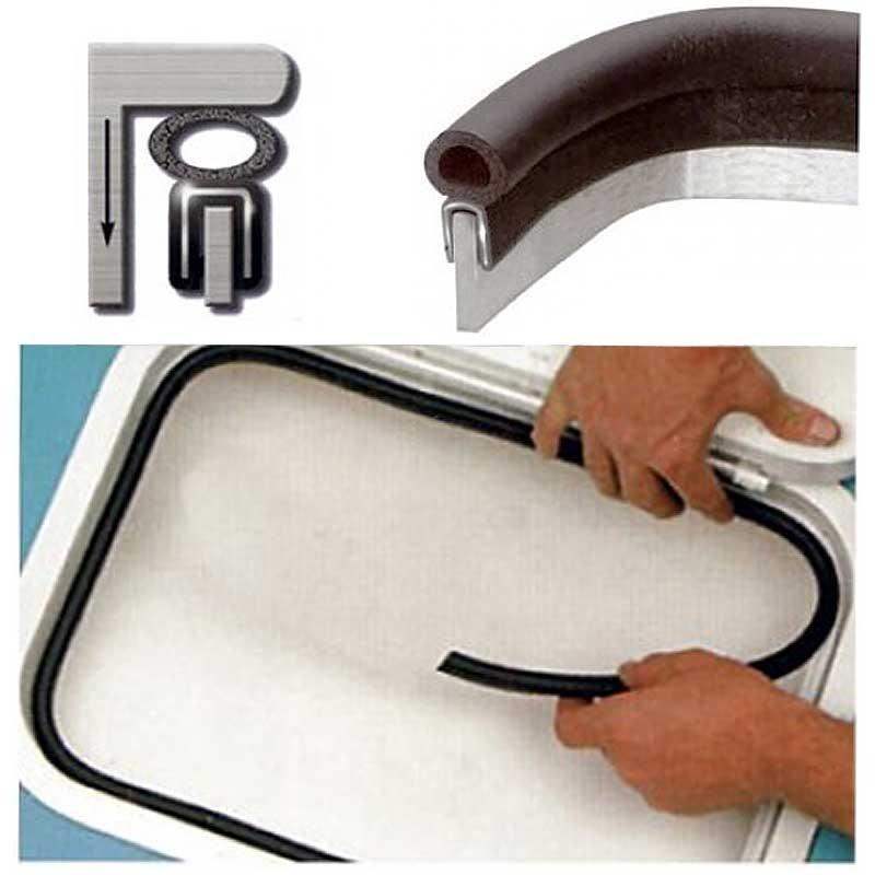 Guarnizione armflex seal in alto img marine - Guarnizioni adesive per finestre ...