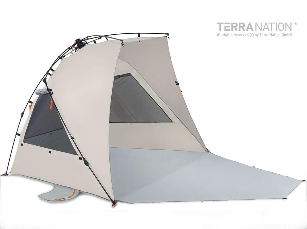Tenda da spiaggia KAUKOHU Plus Sand Terra Nation