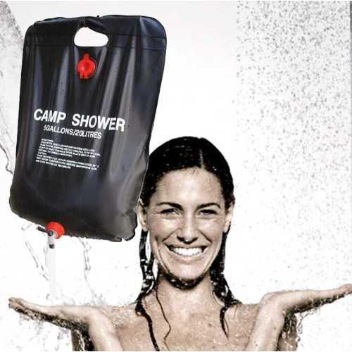 Doccia solare in Pvc Camp Shower
