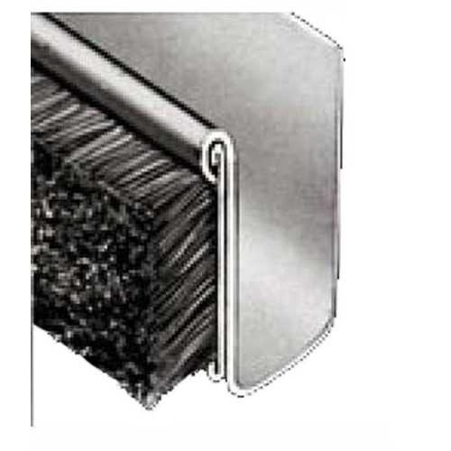 Canalina rigida per chiusura tra due vetri