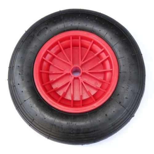 Ruote pneumatiche lisce per carrelli