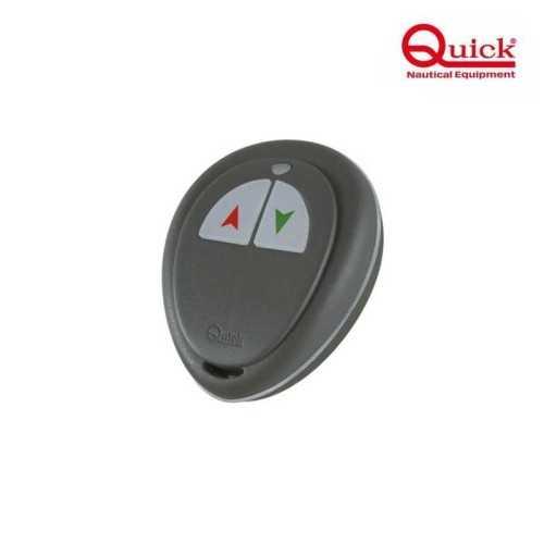 Radiocomando tascabile verricelli Quick