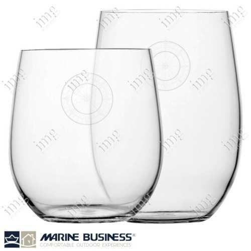 Bicchieri infrangibili Bali Marine Business