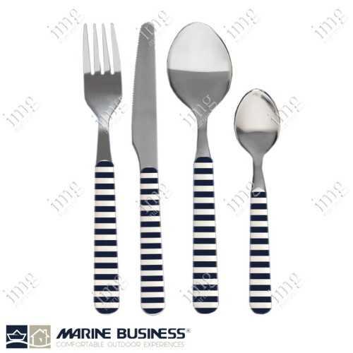 Servizio Posate in acciaio Inox e ABS di Marine Business