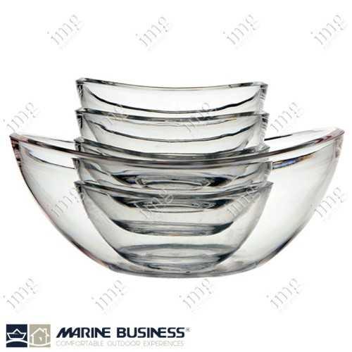 Insalatiera con 4 ciotole Marine Business