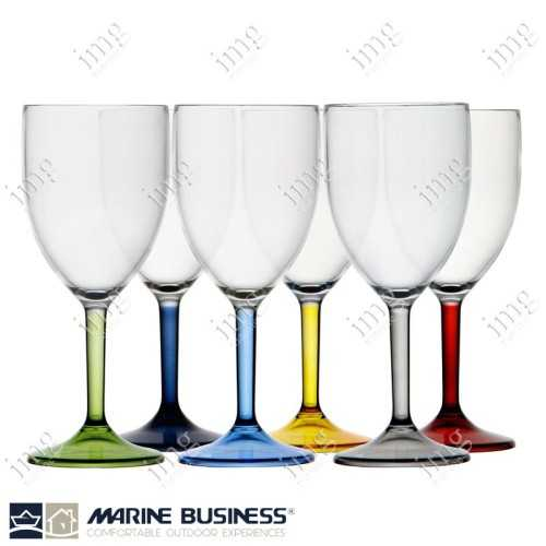 Bicchieri Colours Vino Marine Business