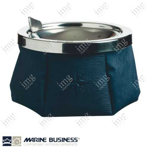 Portacenere antivento Skay Blue Navy Marine Business