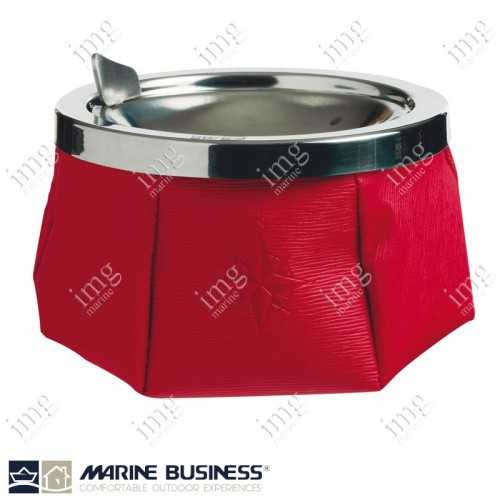 Portacenere antivento Skay Rosso Marine Business