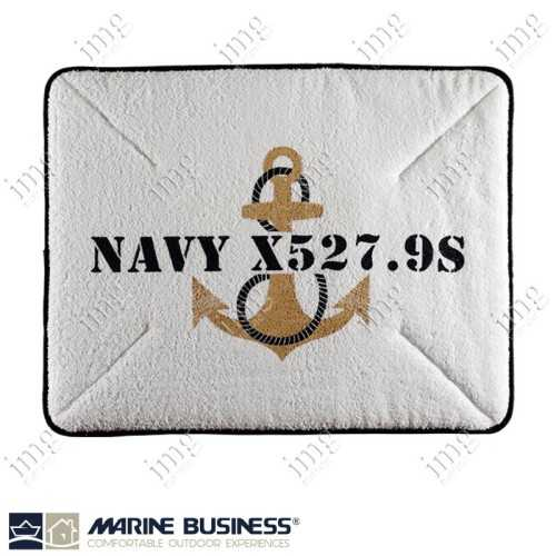 Tappetino Free Style Anchor Bianco - Marine Business