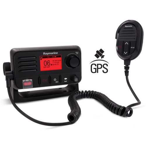 VHF fisso Raymarine Ray52 con GPS