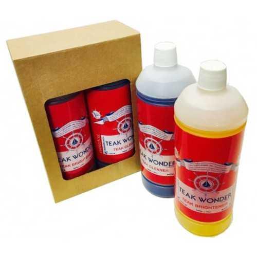 Detergente TEAK WONDER COMBO PACK