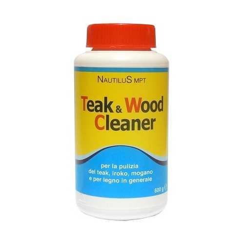 Detergente in polvere per Teak