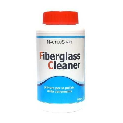 Detergente in polvere per vetroresina