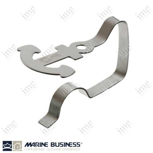 Clip antivento ferma tovaglia Marine Business