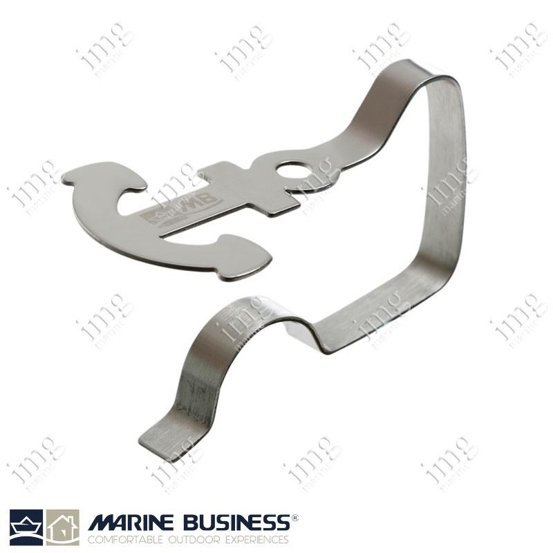 Clip antivento ferma tovaglia Marine Business