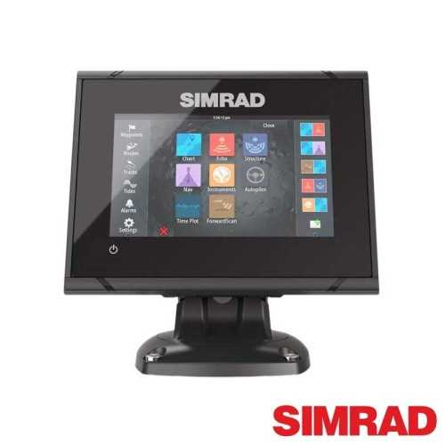 Chartplotter GO5 XSE SIMRAD