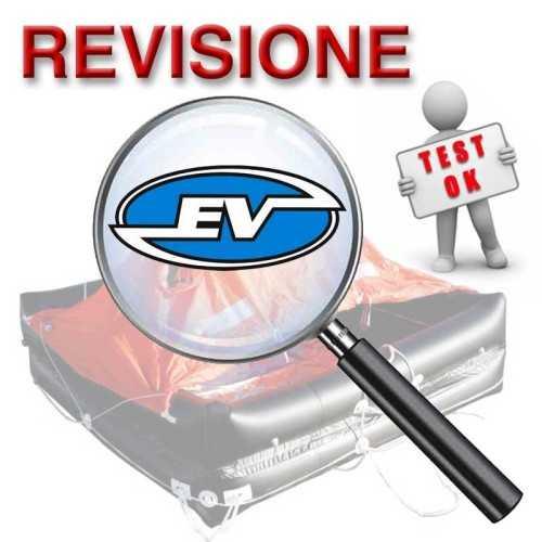 Revisione Zattera ISO 9650 Eurovinil diporto Italia