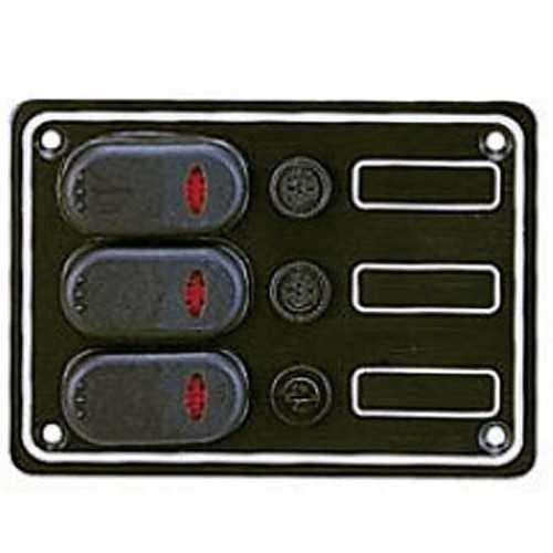 Pannello elettrico Contour 3