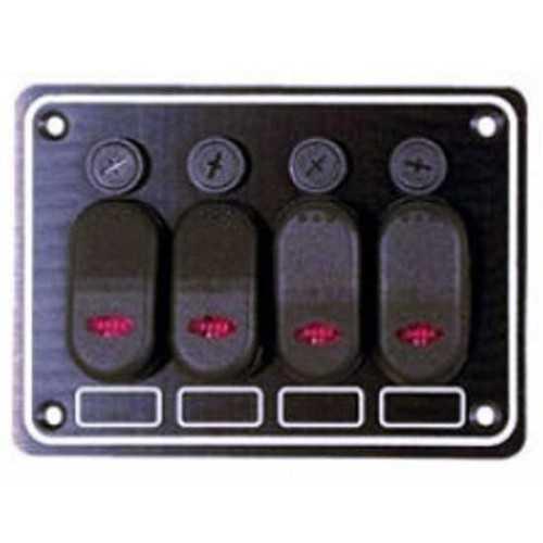 Pannello elettrico Contour 4
