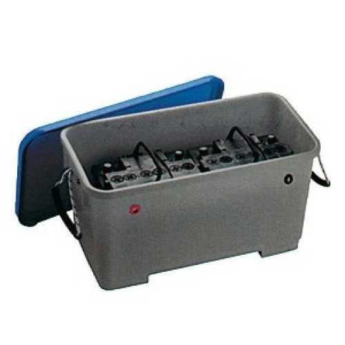 Cassetta portabatteria B520