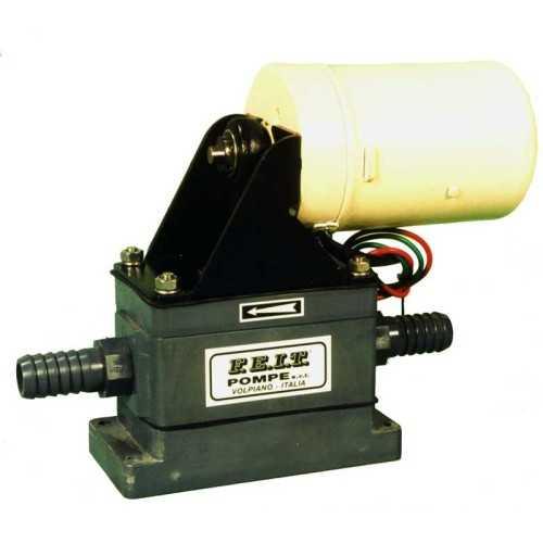 Pompa autoadescante a membrana JDerx S15 FEIT