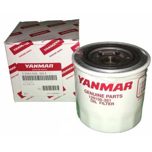 Filtro olio per 4LH Yanmar