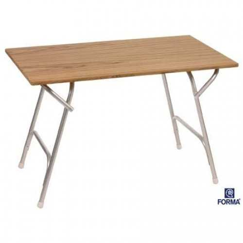 Tavolo pieghevole teak Top