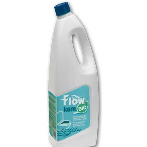 Attivatore biologico liquido Flow Bio Kem serbatoi acque WC