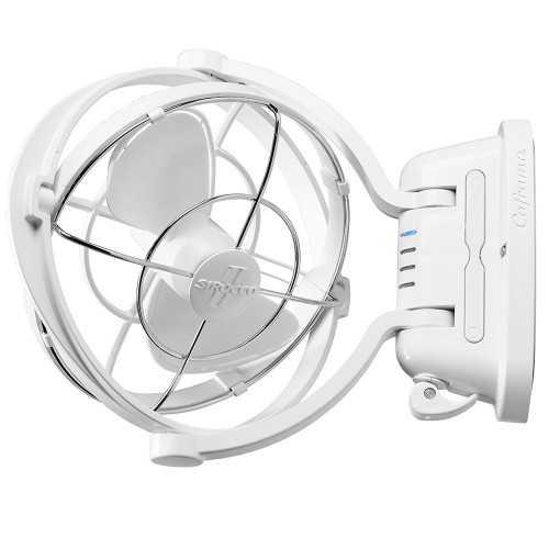 Ventilatore Sirocco II Caframo Bianco