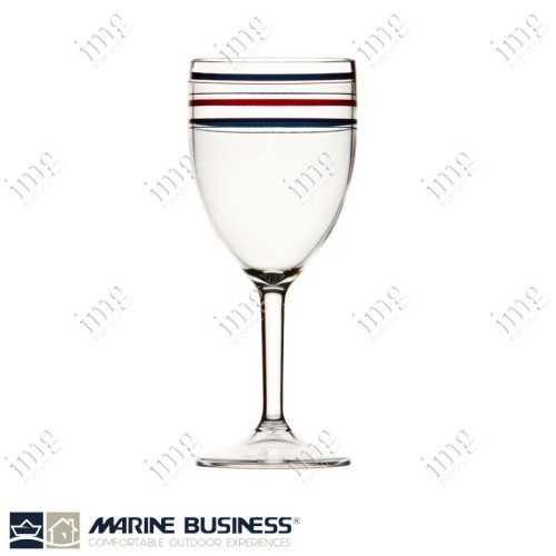 Bicchieri Monaco a calice Marine Business da vino