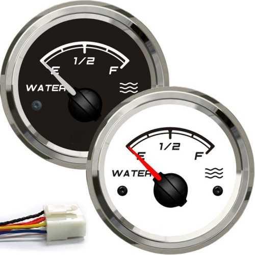 Strumento indicatore livello acqua XLine 240-33 Ohm