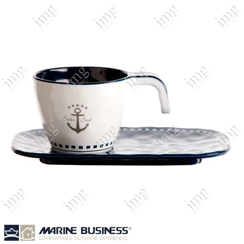 Tazzine caffè Sailor Soul Marine Business