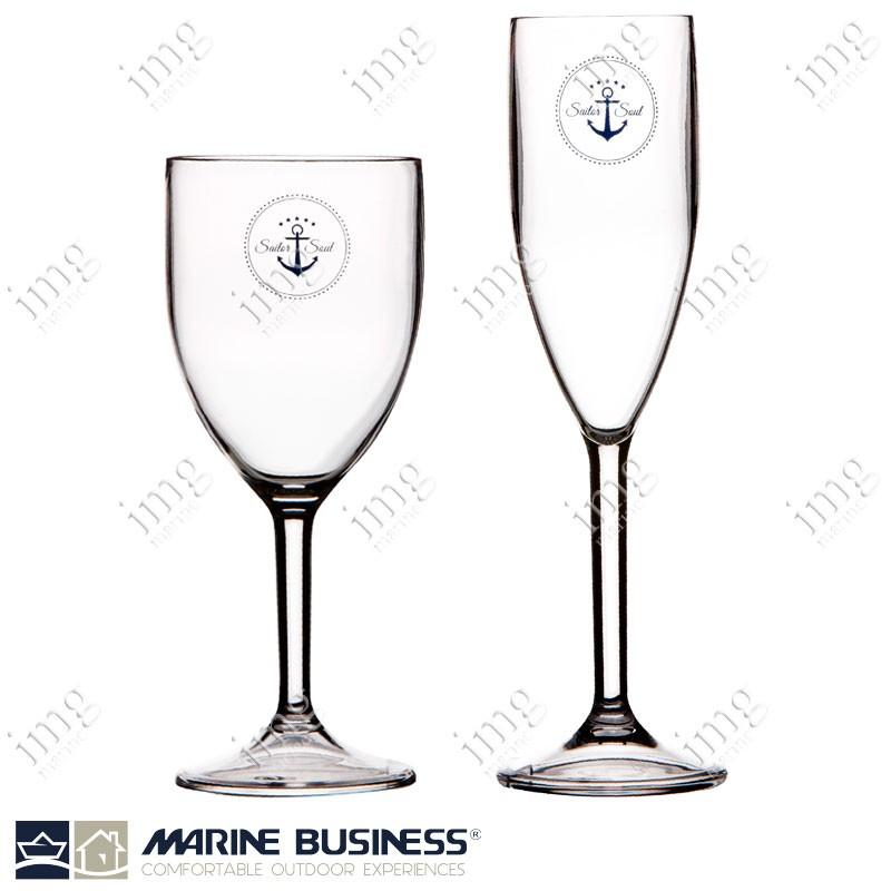 Bicchieri Sailor Soul a calice Marine Business