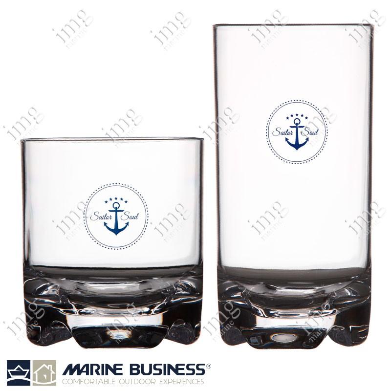 Bicchieri Sailor Soul Marine Business