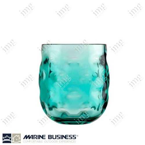 Bicchieri infrangibili Moon Acqua Marine Business da acqua