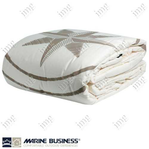Trapunta leggera Matrimoniale Free Style Ecru -  Marine Business