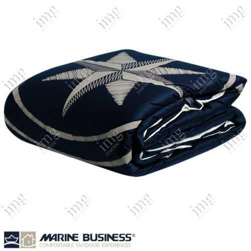 Trapunta leggera Matrimoniale Free Style Blue Navy - Marine Business