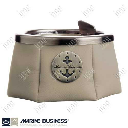 Portacenere antivento Premium Ecrù Marine Business