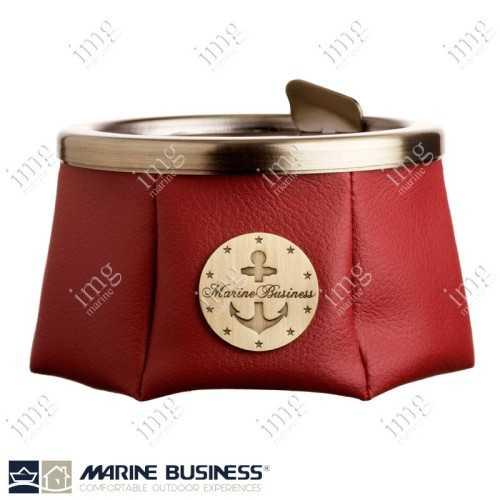 Portacenere antivento Premium Bordeaux Marine Business