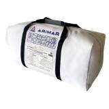 Zattera di salvataggio OCEANUS PG ISO 9650-1 Italia + Grab Bag