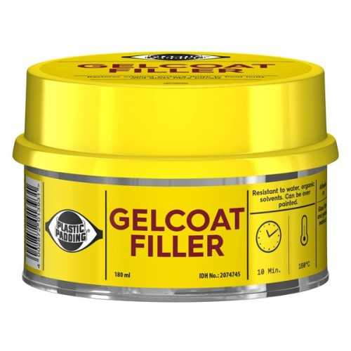 Gelcoat Filler Plastic Padding