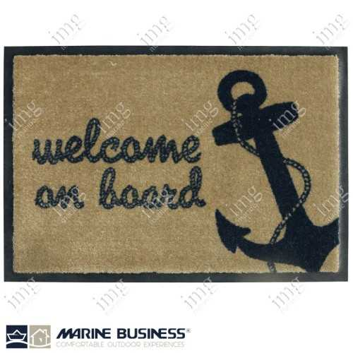 Tappetino antiscivolo Welcome Rope Marine Business