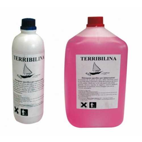 Detergente Terribilina RESOL