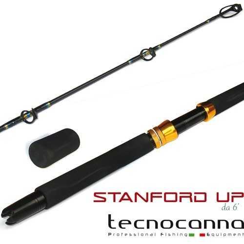 Canna da pesca a traina STANFORD UP