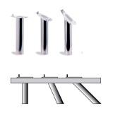 Tappo in PVC per porta canne Ø 40