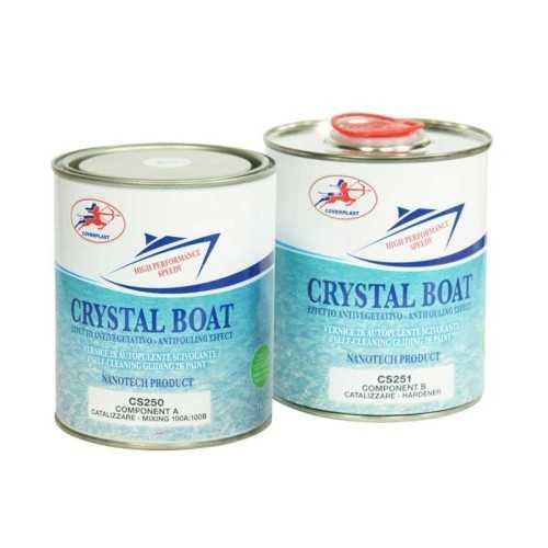Crystal Boat vernice autopulente