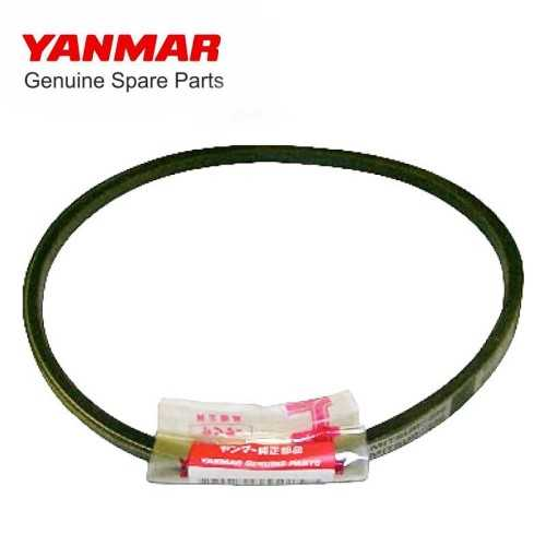 Cinghia alternatore Yanmar 2QM15/SB8/SVE12/1GM10