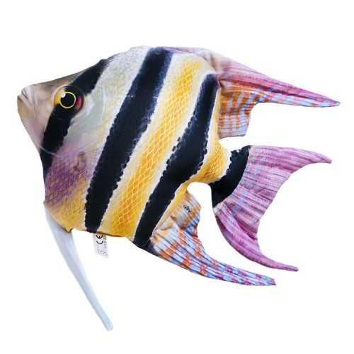 Cuscino d'arredo Pesce Scalare