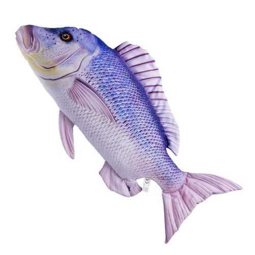 Cuscino d'arredo pesce Dentice