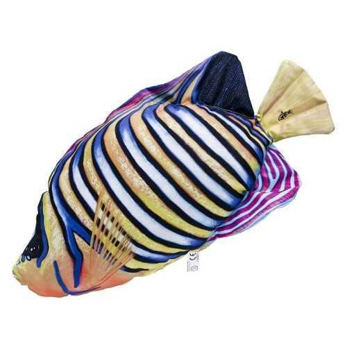 Cuscino d'arredo Pesce Angelo Reale